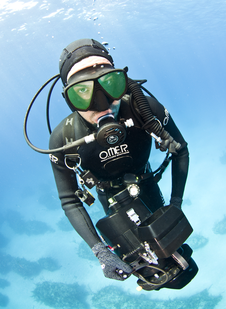 joe romeiro underwater filmmaking